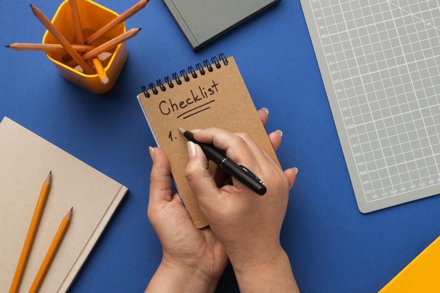 checklists